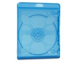 Verbatim Blu-Ray DVD Blue Cases - 30pk,Minimum Qty. 1 - 98603