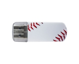 Verbatim 16GB Mini USB Flash Drive, Sports Edition - Baseball, Minimum Qty. 10 - 98680