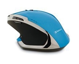 Verbatim Wireless Desktop 8-Button Deluxe Blue LED Mouse ? Blue,Minimum Qty. 4 - 99019