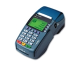 Verifone 3750 Credit Card Terminal/Printer