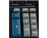 Victor 1460-4 Extra Heavy Duty Printing Calculator
