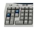 Victor 1560-6 2-Color Commercial Ribbon Printing Calculator