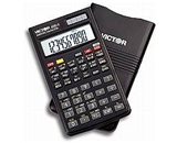 Victor Model 930-2 Student Scientific Calculator w/Fractions