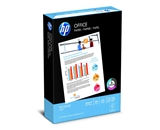 HP Office Ultra White, 8 1/2 x 11 Inches, 20 , 92 Bright, 1 Ream of 500 Sheets