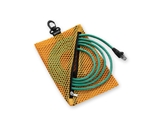 Vaultz Locking VZ01211 Mesh Cord Bags, Assorted Colors and Sizes