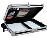 Vaultz Locking VZ01230 Storage Clipboard with Combination Lock