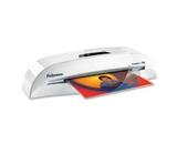 Wholesale CASE of 3 - Fellowes Cosmic2 9.5- Laminator-Laminator w/ Starter Kit, 9-1/2-, White