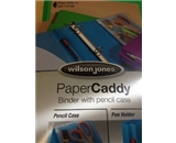 Wilson Jones W68892 Paper Caddy Assorted Colors