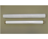 Wizard Wall 28-- System Refill Roll - WHITE - 25 ft Long