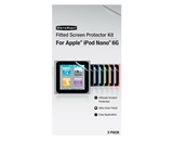 WriteRight Fitted Screen Protector Kit For Apple Ipod Nano 6G Electronics