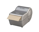 Zip Notes Administrator Brushed Silver Battery-Operated Dispenser (0026)