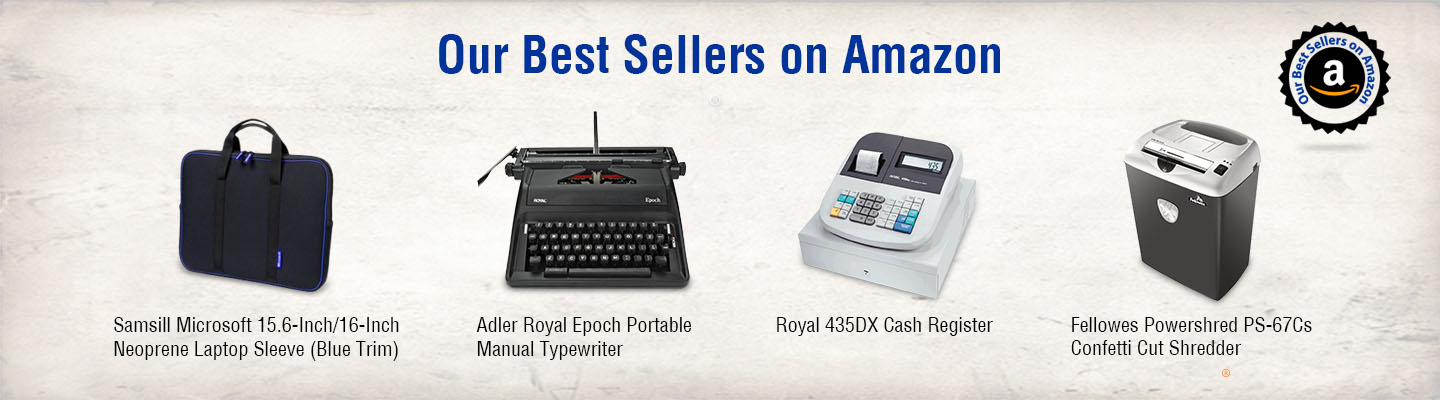 Our Amazon Best Sellers