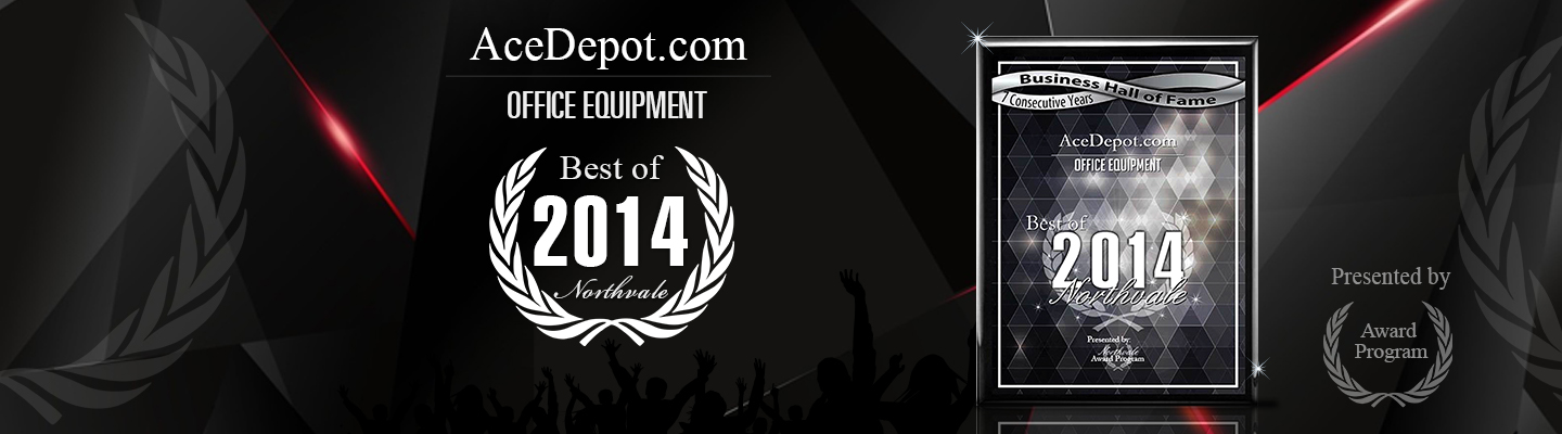 2014 Best of Northvale Awards for Office Equipment