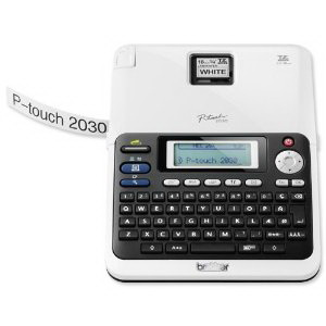 brother p touch label maker p touch pt 2030 label maker acedepot 28719